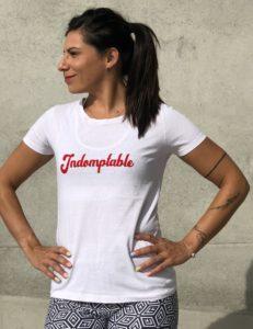 T-shirt Indomptable